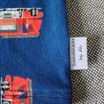 Textiletiketten Hoedtke