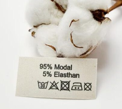 wunderbar natürliche Textiletiketten aus Bio-Baumwolle